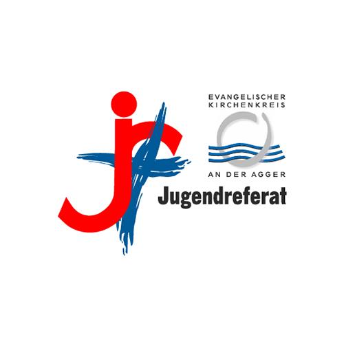 Evangelisches Jugendreferat im Kirchenkreis An der Agger Logo