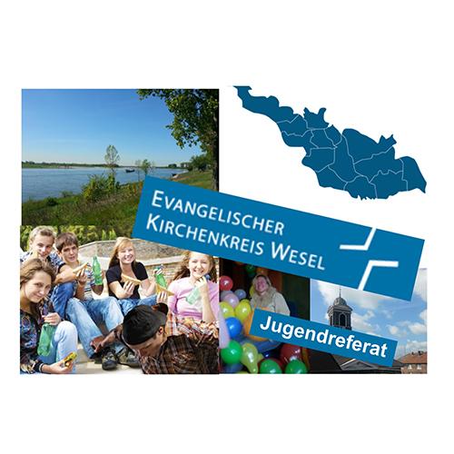Evangelisches Jugendreferat im Kirchenkreis Wesel Logo